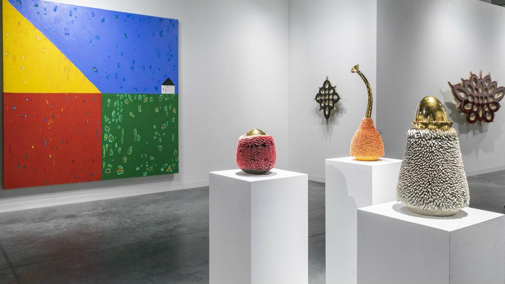Hass Bros, Art Basel Miami Beach, Marianne Boesky Gallery