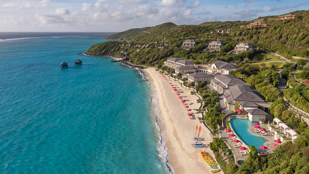 The Caribbean's New Billionaires' Playgrounds