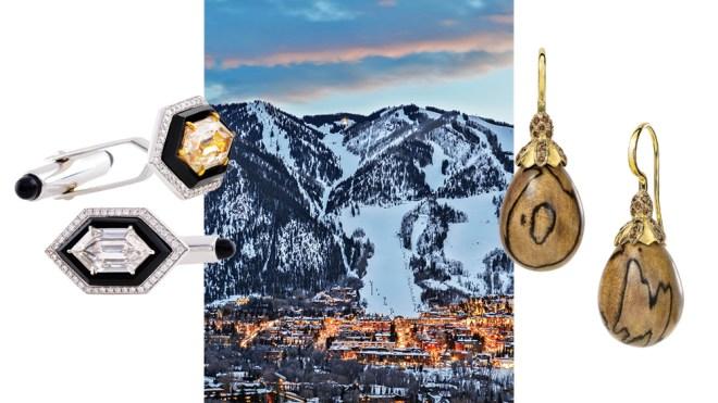 EBM8B2 Aspen Mountain and Aspen, Colorado USA