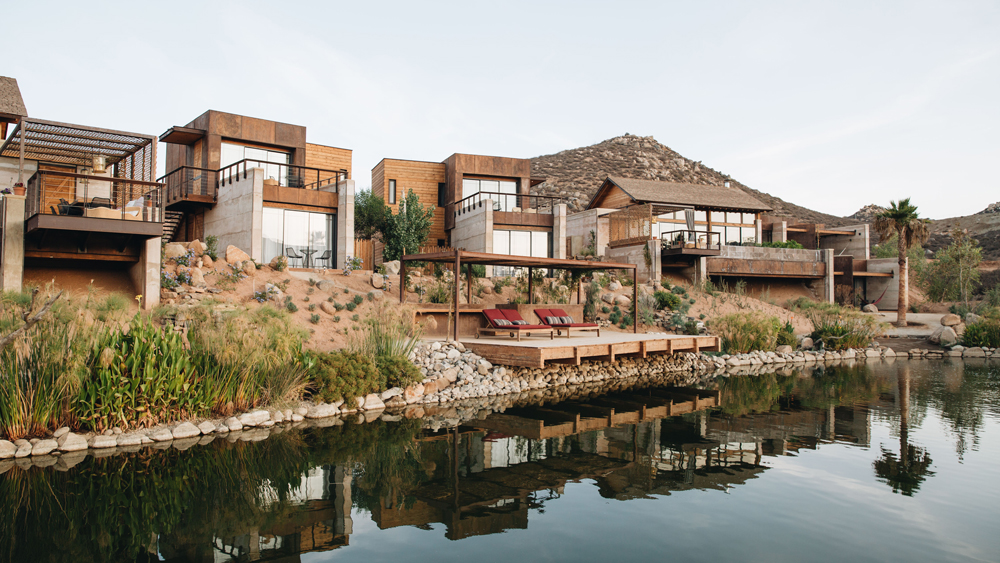 Valle de Guadalupe's New Luxury Hotels