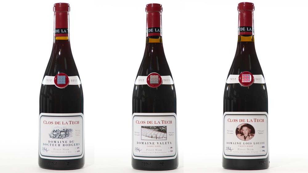 Clos De La Tech wines