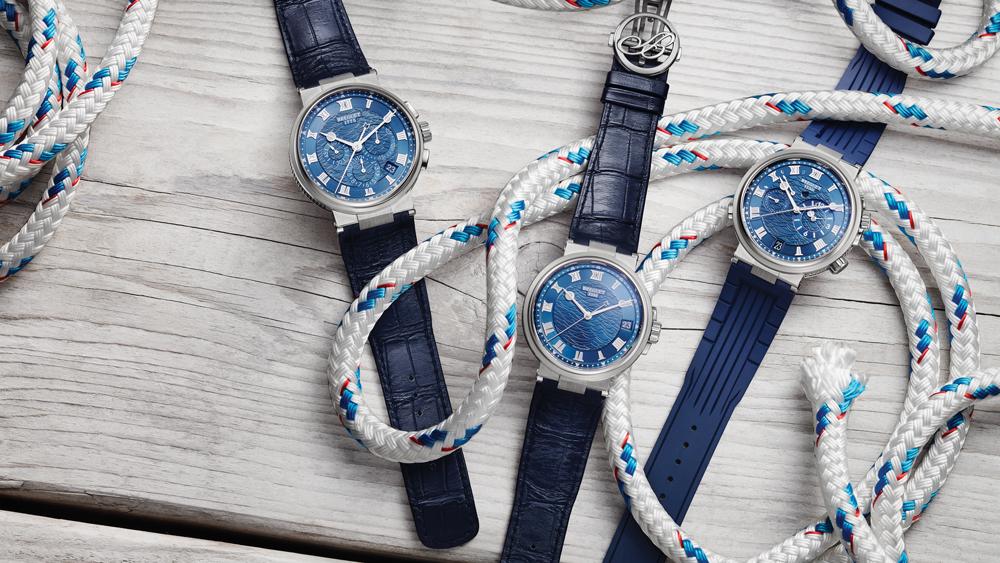 Breguet Marine Collection