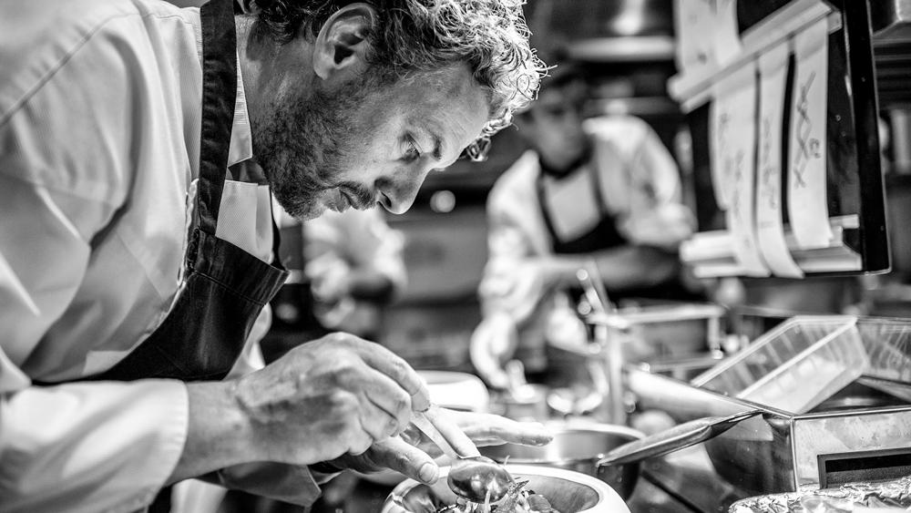 Chef Arnaud Doncklele
