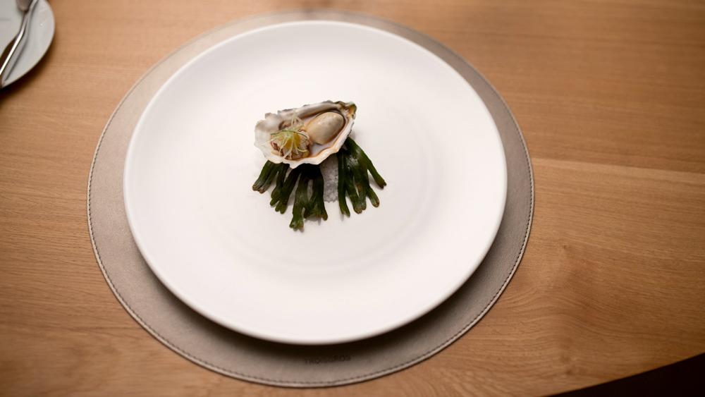 The cuisine of Michel Troisgros