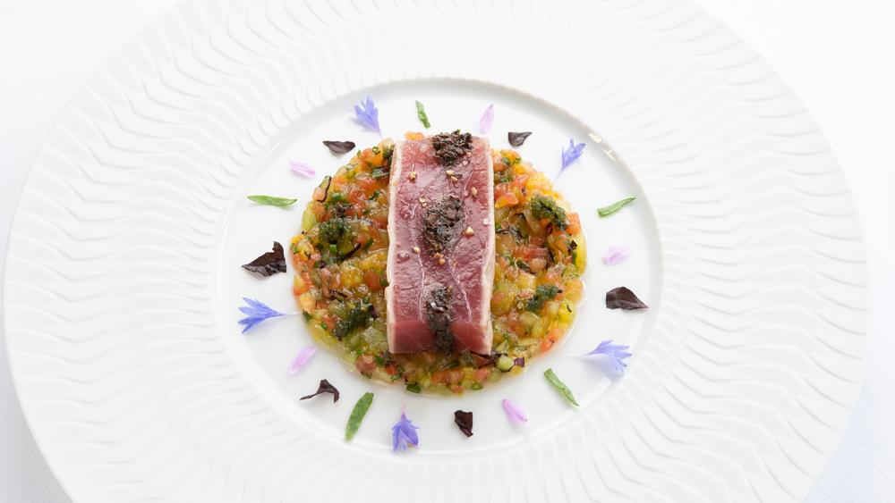 The cuisine of Guy Savoy