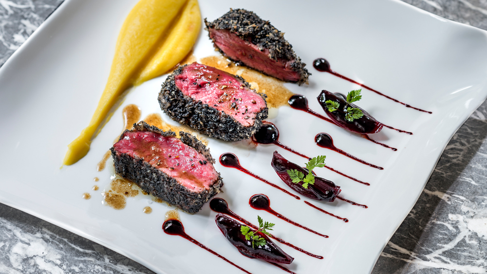 The cuisine of Michel Guérard
