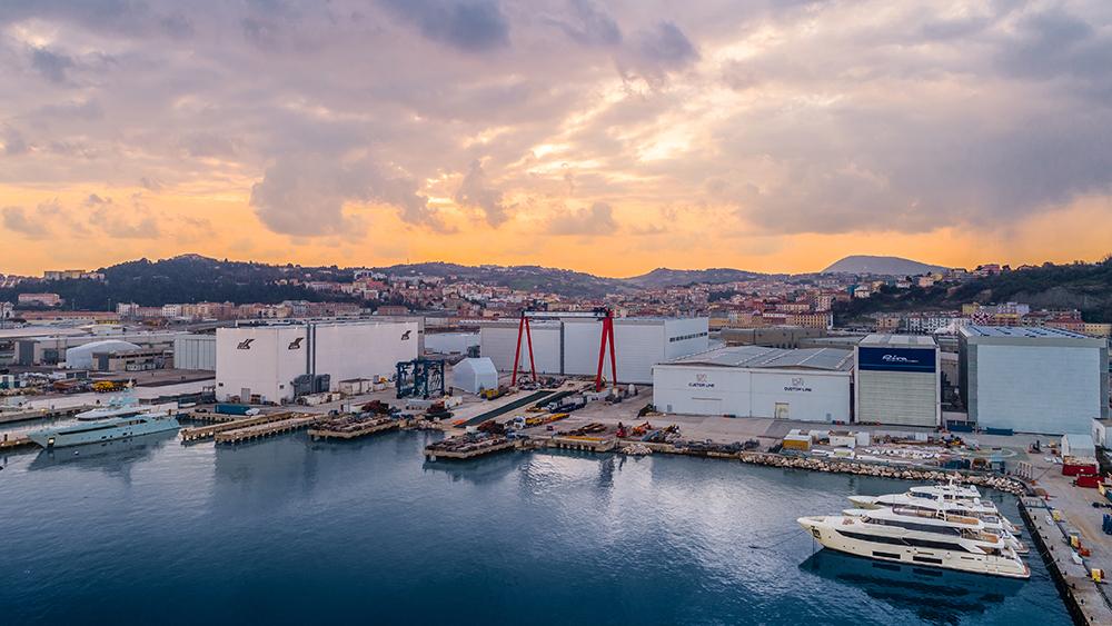CRN superyacht shipyard