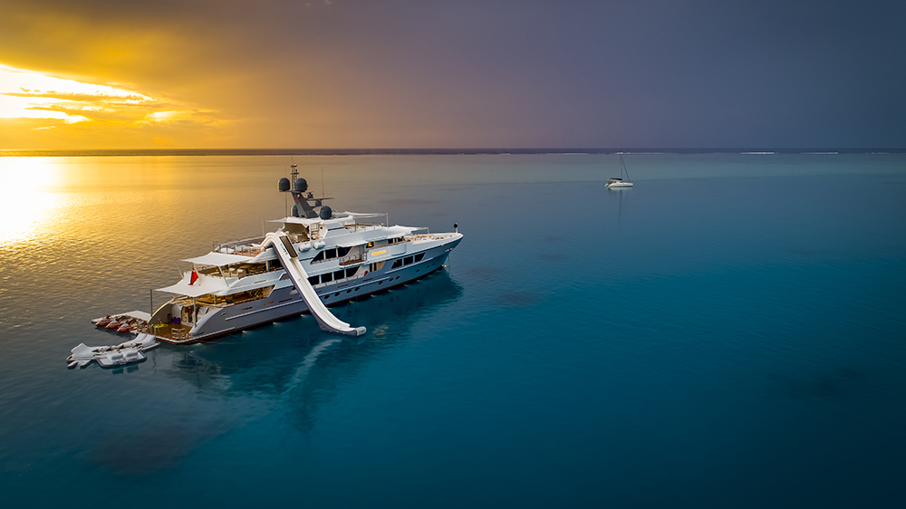 Y.CO charter yacht Endless Summer southeast asia