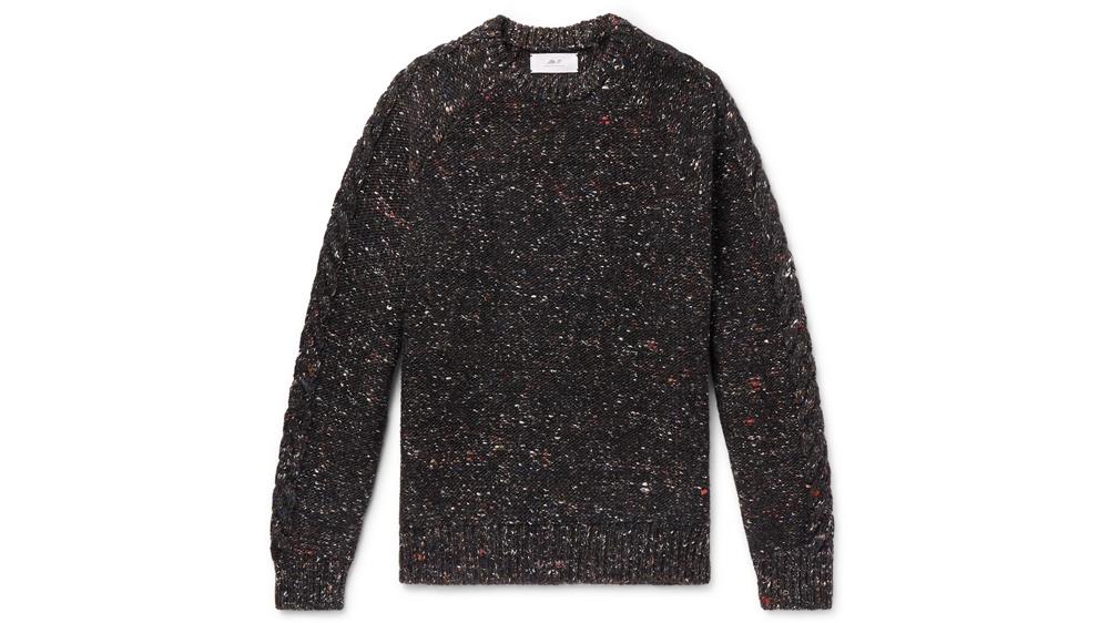 Mr. P sweater