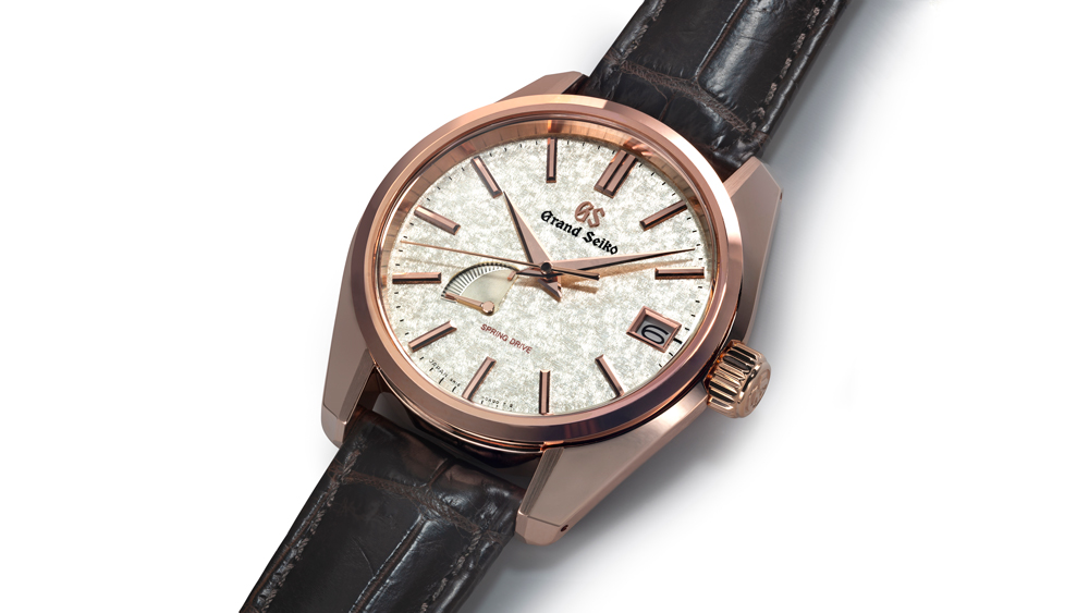 Grand Seiko limited edition watches for release in US