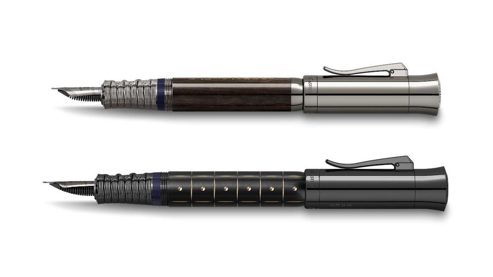 Graf von Faber-Castell Pen of the Year 2019 Samurai