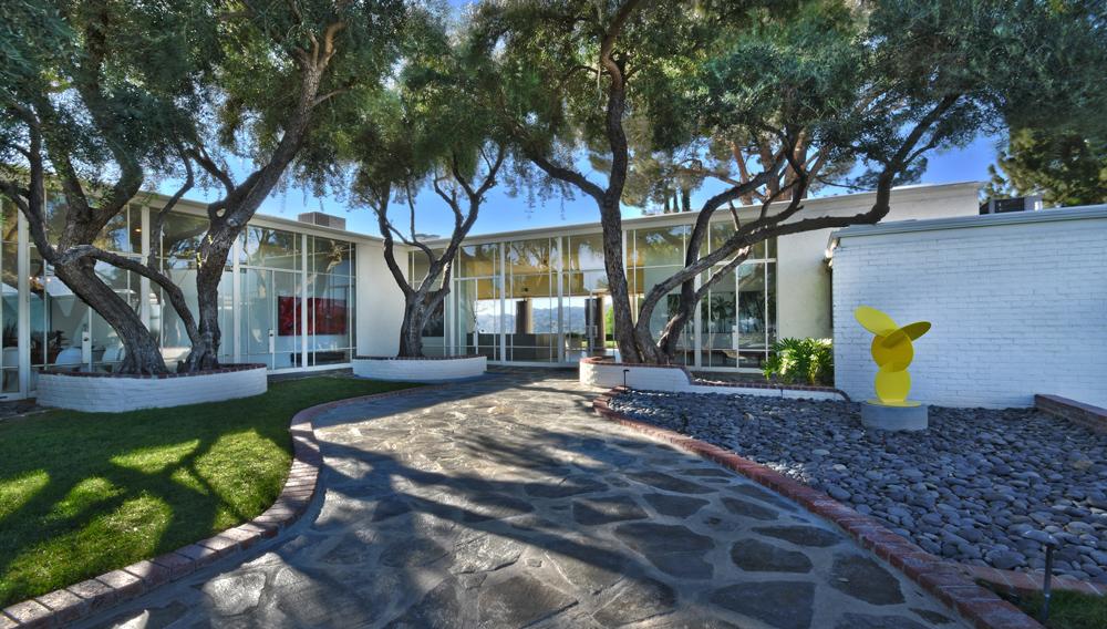 Byrdview Estate in Los Angeles