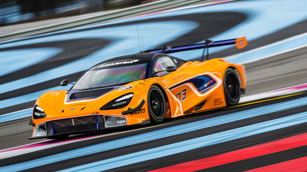 The New Mclaren 720s Gt3 Racecar Is Ready To Compete Robb Report