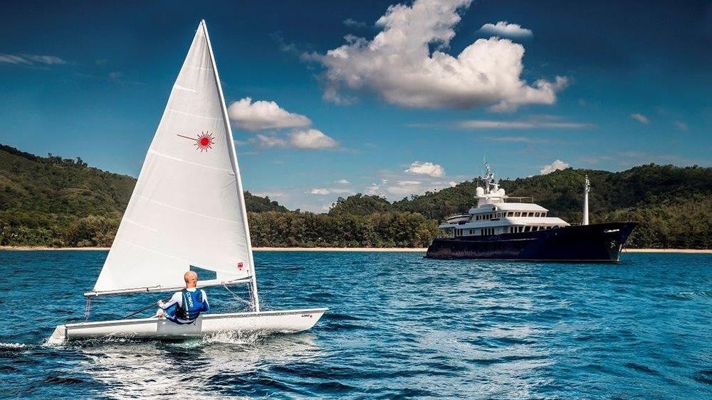 Burgess charter Narasaki Northern Sun superyacht southeast asia