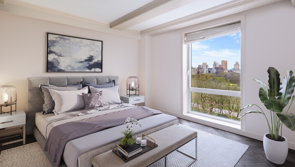 160 Central Park South, 909 in Central Park South, New York