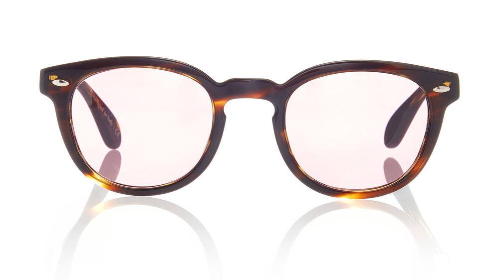 Oliver Peoples Sheldrake Round Glasses