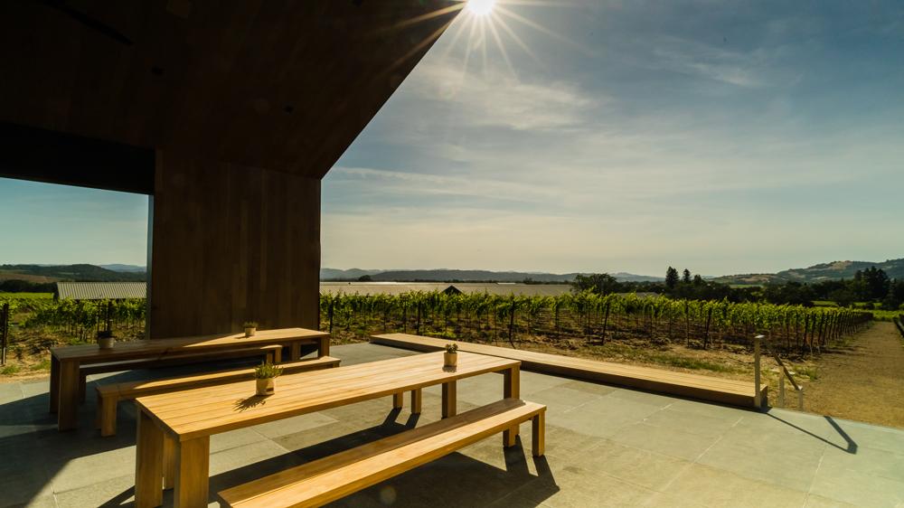 Silver Oak winery