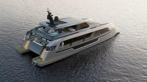 Sunreef 120 Power catamaran
