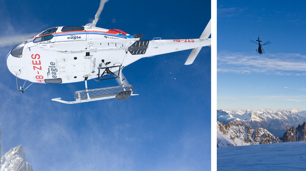 Swiss Ski Safari