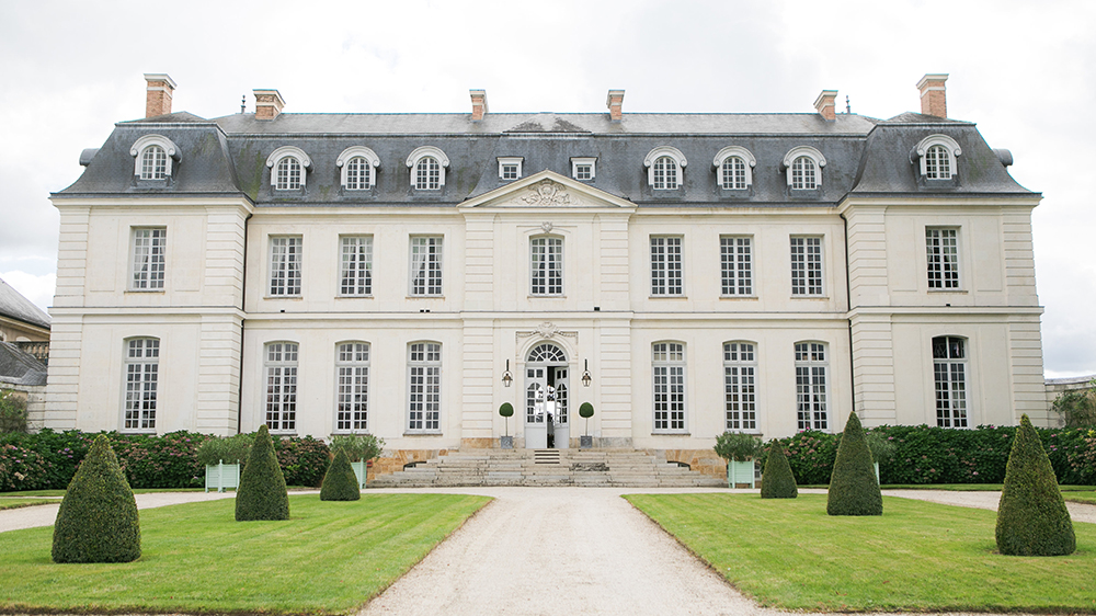 Chateau resort in Loire Valley, France