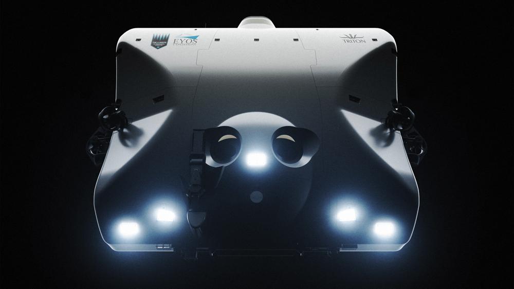 Triton 36000/2 Hadal Exploration System