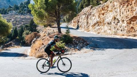 Greek Cycling and Sailing