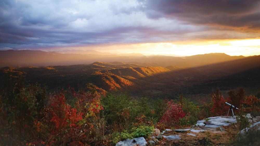 Blackberry Mountain