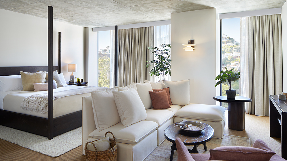 Studio at West Hollywood Los Angeles 1 Hotels