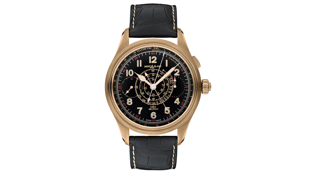 Montblanc 1858 Split Second Chronograph