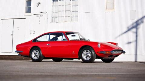 A 1970 Ferrari 365 GT 2+2.