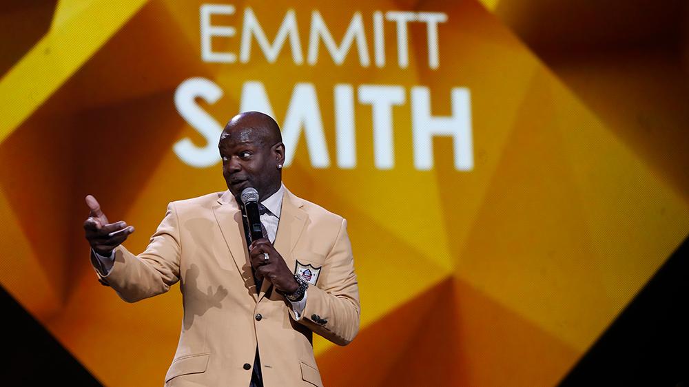 NFL Football Player Emmitt Smith