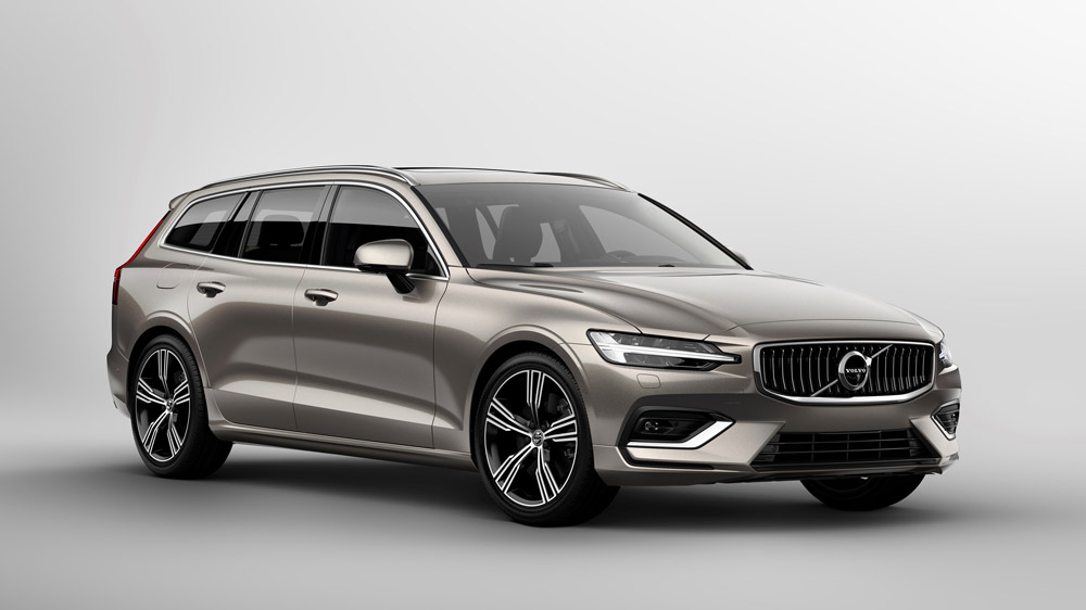 Meet The S60 Volvo S First Model Built In The United States Robb Report