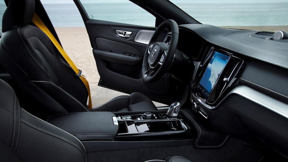Inside Volvo's Polestar Engineered S60.