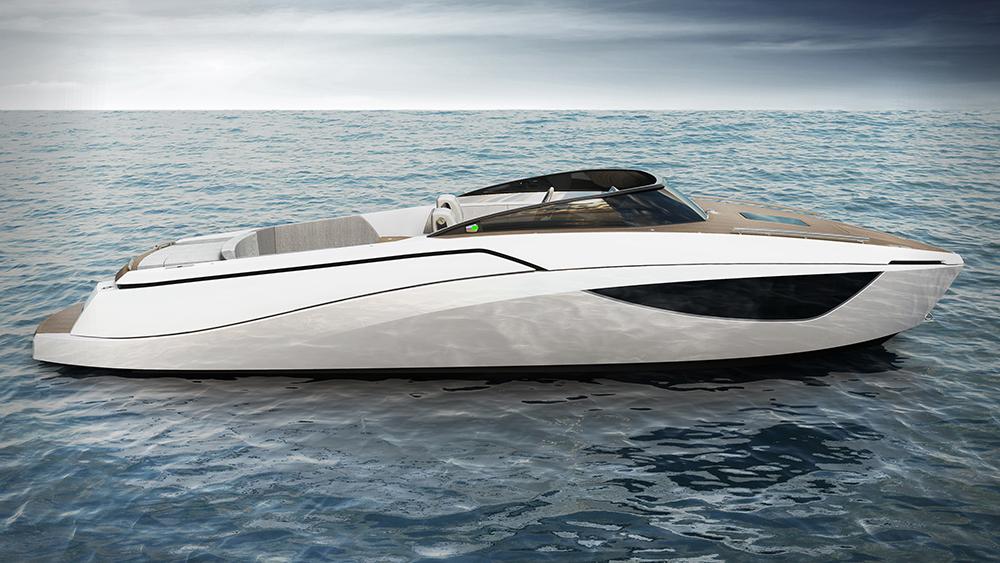 Nerea Yachts NY24 day yacht.
