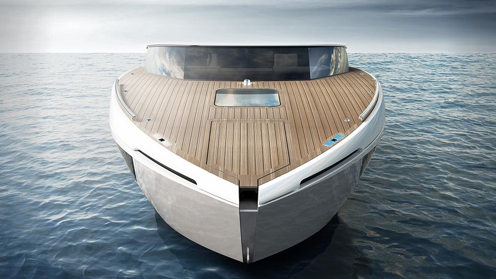 Nerea Yacht NY24 day yacht.