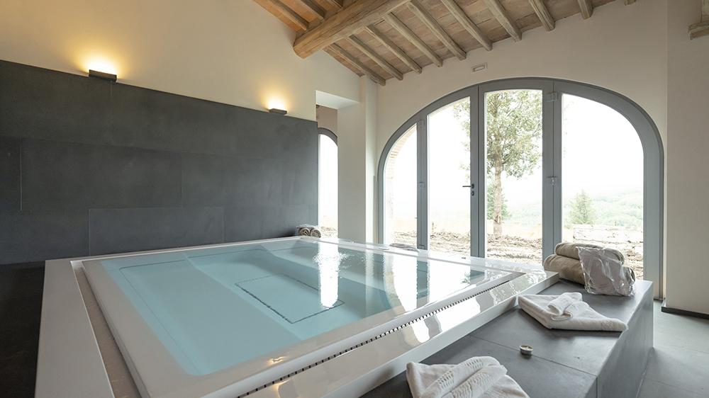 Tuscany private estate Castelgiocondo