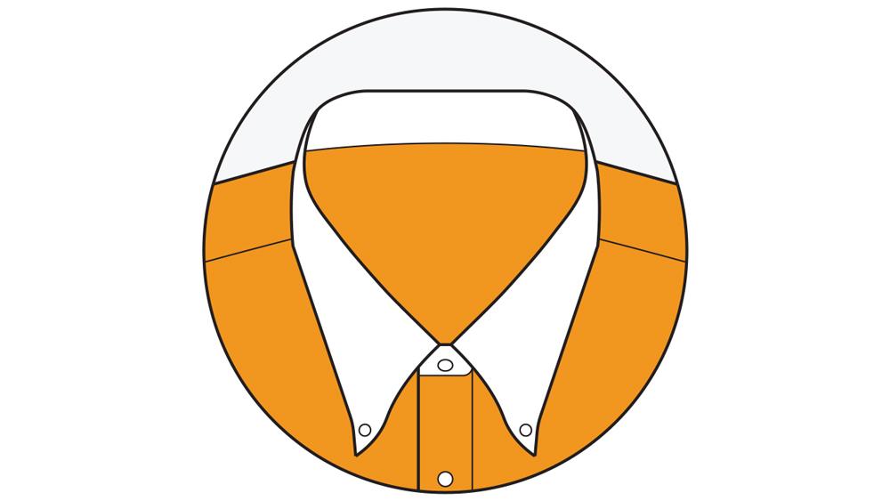 The Button-Down Collar