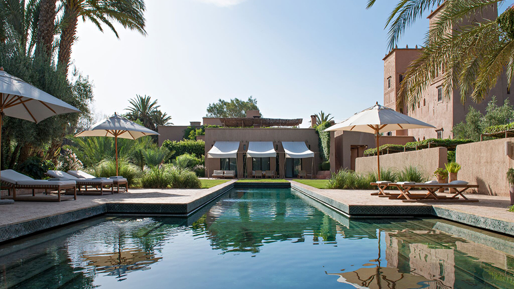 Morocco resort Kasbah Dar Ahlam