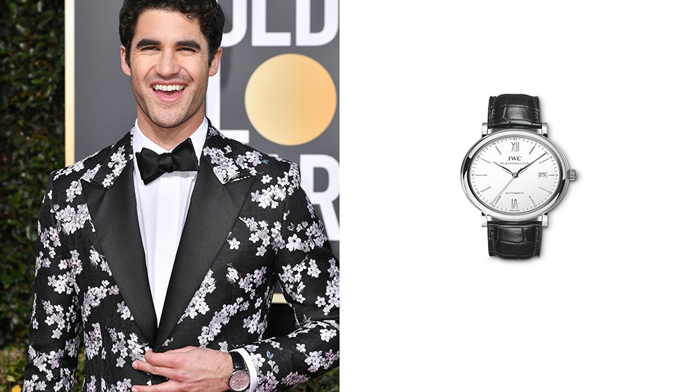 Darren Criss76th Annual Golden Globe Awards, Arrivals, Los Angeles, USA - 06 Jan 2019