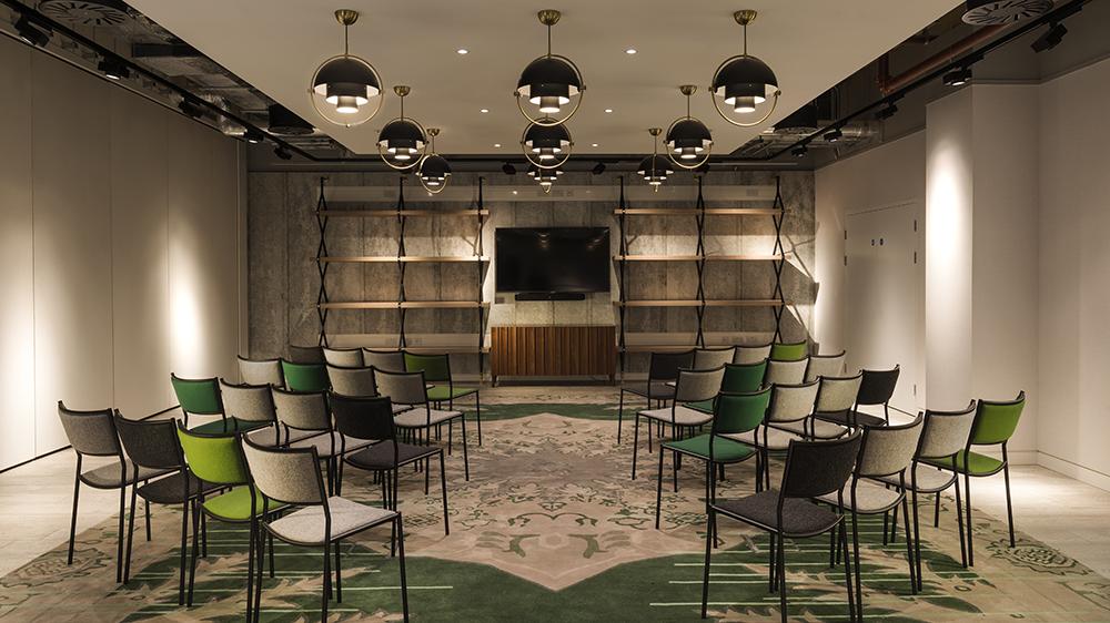 Bankside Hotel London Muse work play