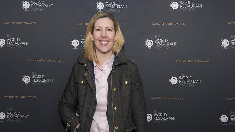 Clare Smyth World Restaurant Awards