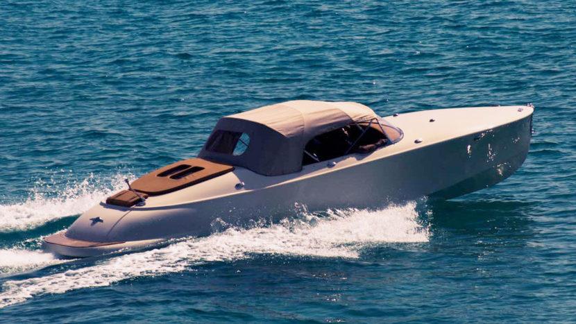 Seven Seas Hermes Speedster