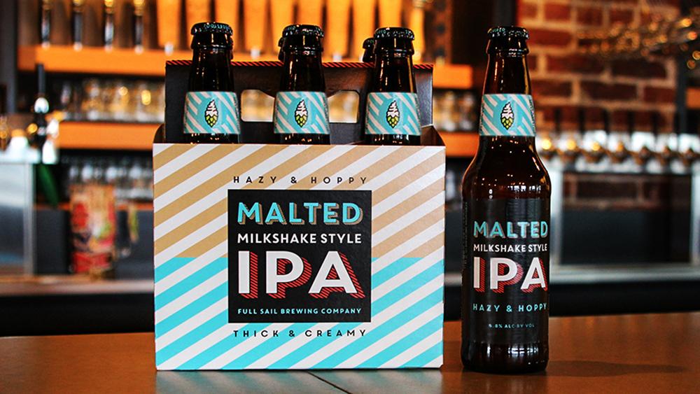 Full Sail Milkshake style beer
