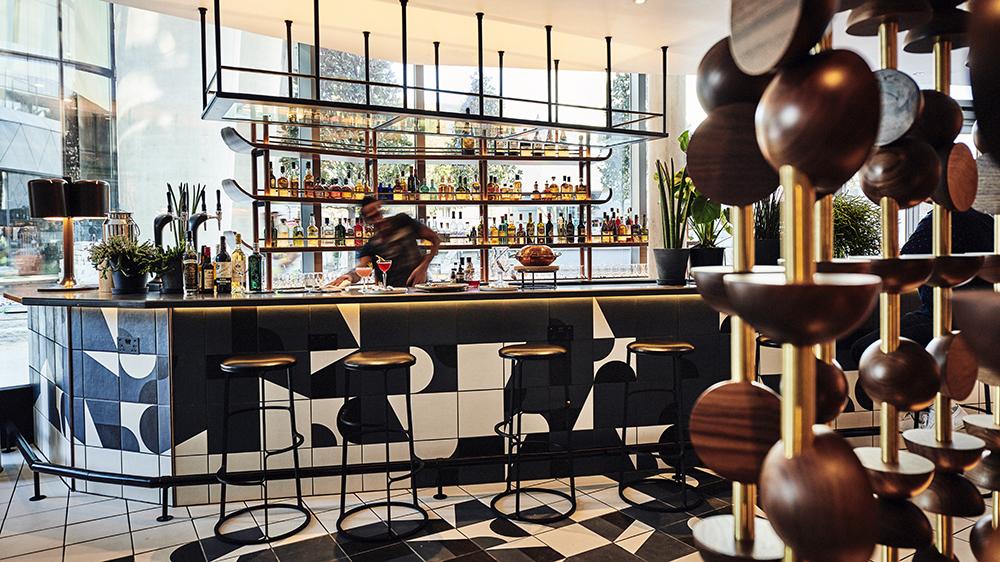 Bankside Hotel Art|Yard Bar london Muse work play