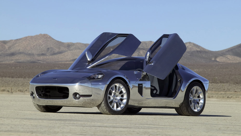 The Superformance Ford Shelby GR-1.