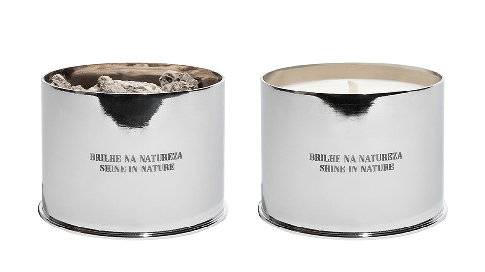 Full Breathe Ritual includes Resina de Breu and Vela Candle Jungle, $280.