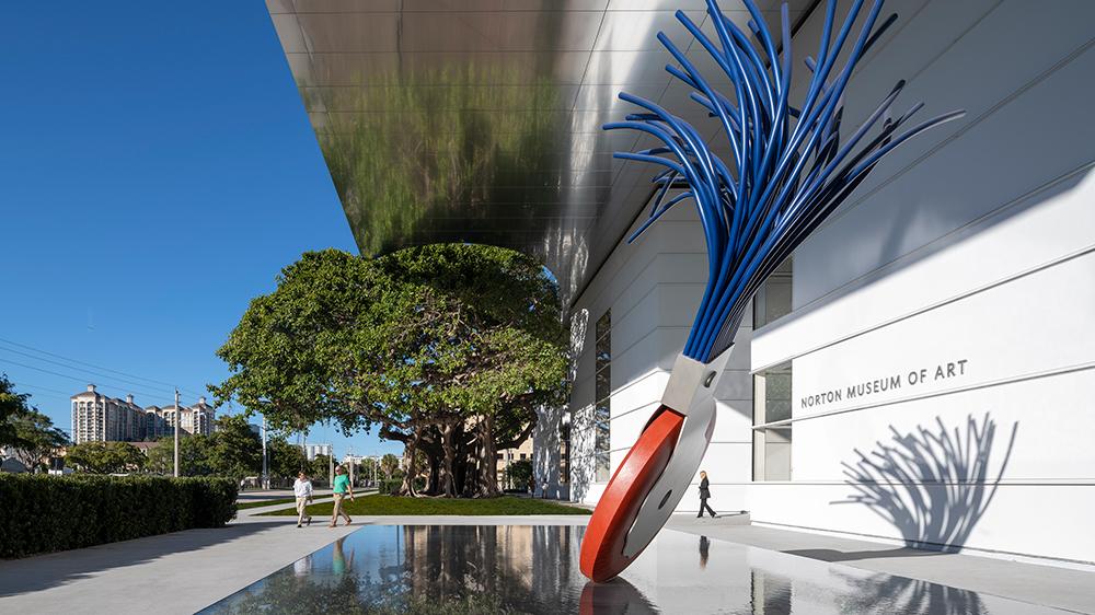 art museum modern