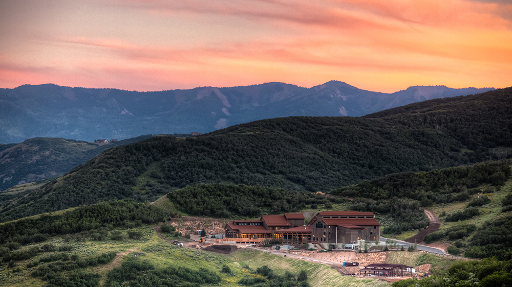 Utah Lodge at Blue Sky in Wasatch Mountains