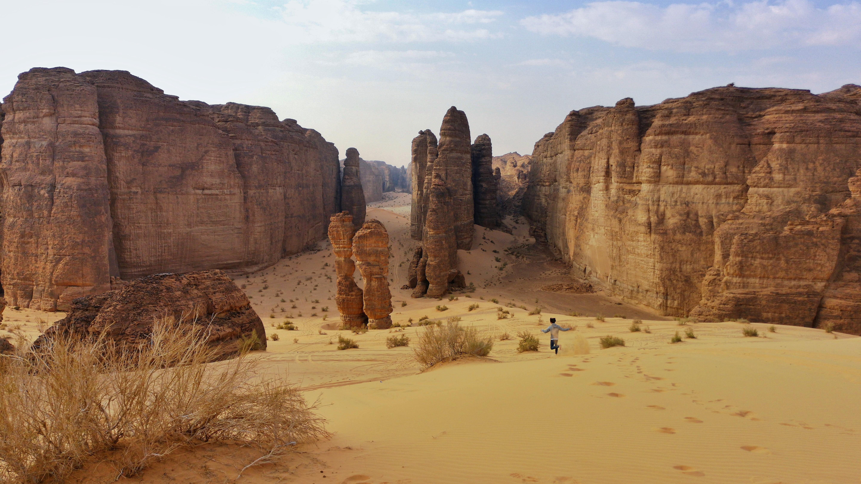 Al-`Ula Valley