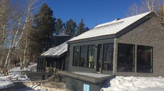 John Denver's former Aspen estate.